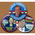2016 Hopefuls Campiagn Buttons