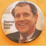 D2020  10C  - Sherrod Brown 2020  Campaign Button