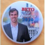 O'Rourke  1A  - Beto for America  2020  Campaign Button