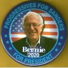 Bernie Sanders Campaign Buttons