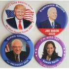 2020 Presidential Hopefuls Buttons (46)