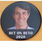 O'Rourke  2A  - Bet On Beto  2020  Campaign Button