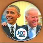 Biden  7D  -  Joe  2020  Campaign Button