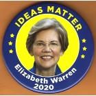 Elizabeth Warren Campaign Buttons