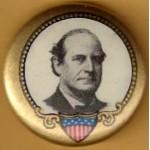 Bryan 4B - (William Jennings Bryan) Campaign Button