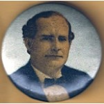 Bryan 9A - (William Jennings Bryan) Campaign Button