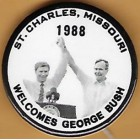 George H.W. Bush Campaign Buttons (18)