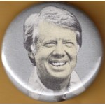 Carter 1P -  (Jimmy Carter) Campaign Button