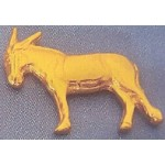 Cause 40G - (Democratic Party Donkey) Lapel Pin