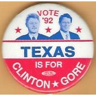 Bill Clinton Campaign Buttons (83)