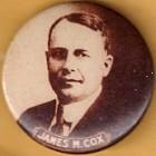 James Cox Campaign Buttons (1)