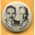 Thomas E. Dewey Campaign Buttons (5)