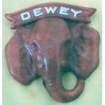 Dewey 4L - Dewey Lapel Pin