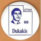 Michael Dukakis Campaign Buttons (29)
