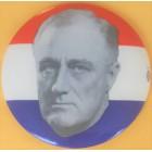Franklin D. Roosevelt Campaign Buttons (8)