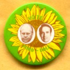 Gerald Ford  Campaign Buttons (10)