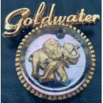 Goldwater 2Q  - Goldwater Lapel Pin