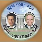 Al Gore Campaign Buttons (25)