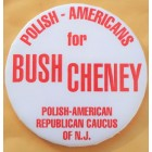 George W. Bush Campaign Buttons (53)