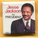 Hopeful 13A - Jesse Jackson for President Campaign Button