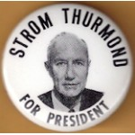 Hopeful 77G - Strom Thurmond For President Campaign Button