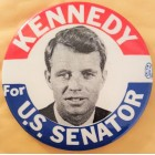 Robert F. Kennedy Campaign Buttons (11)