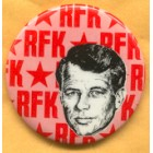 Robert F. Kennedy Campaign Buttons (7)