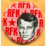 Kennedy RFK 35B - RFK Campaign Button