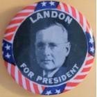 Alf Landon Campaign Buttons (6)