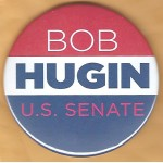 NJ 11R- Bob Hugin U.S. Senate Campaign Button