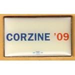 NJ 41H - Corzine '09 Lapel Pin