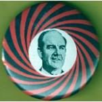 McGovern 5F - (George McGovern) Campaign Button