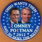 Mitt Romney Campaign Buttons