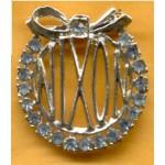 Nixon 14G - Nixon Lapel Pin