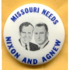 Richard Nixon Campaign Buttons