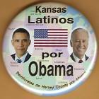 Barack Obama Campaign Buttons (38)