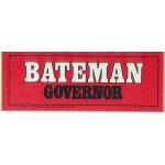 NJ 67A - Bateman Governor Bumper Sticker