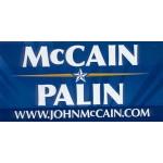 McCain 37B - McCain Palin 2008 Bumper Sticker