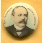 Alton Parker Campaign Buttons