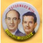 Adlai E. Stevenson Campaign Buttons (3)