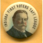 William Howard Taft Campaign Buttons (5)
