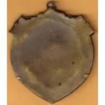 T.R. 5G (Teddy Roosevelt) Metal Framed Picture