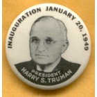Harry S. Truman Campaign Buttons (7)