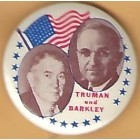 Harry S. Truman Campaign Buttons