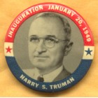 Harry S. Truman Campaign Buttons (9)