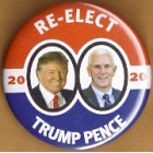 2020 Presidential Hopefuls Buttons