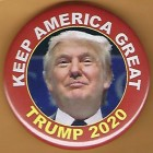 Donald Trump Campaign Buttons (48)