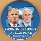Donald Trump Campaign Buttons