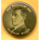 Woodrow Wilson Campaign Buttons