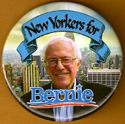 New Yorkers for Bernie Sanders